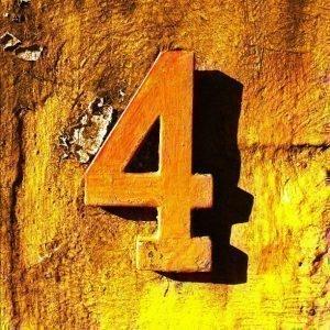 Толкование цифры 4 в нумерологии