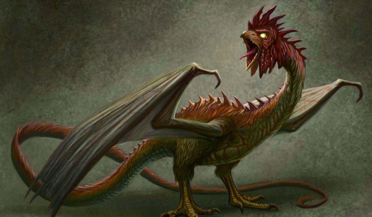 Василиск в мифологии - как победить змея из легенды