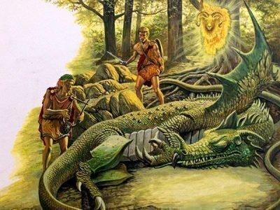 Колхидский дракон