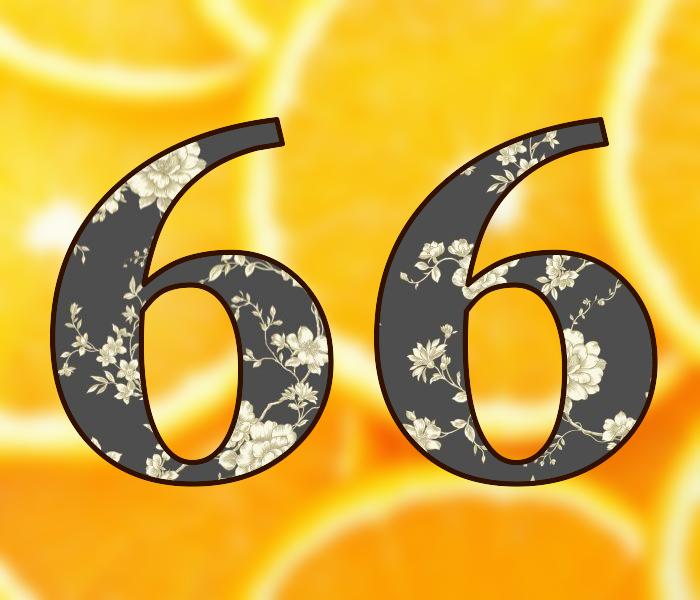 Значение числа 66 в нумерологии