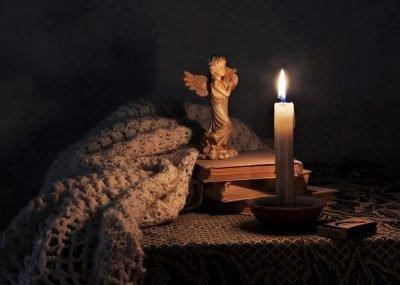 Свечи и вещи