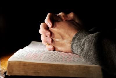 Молитва перед обрядом