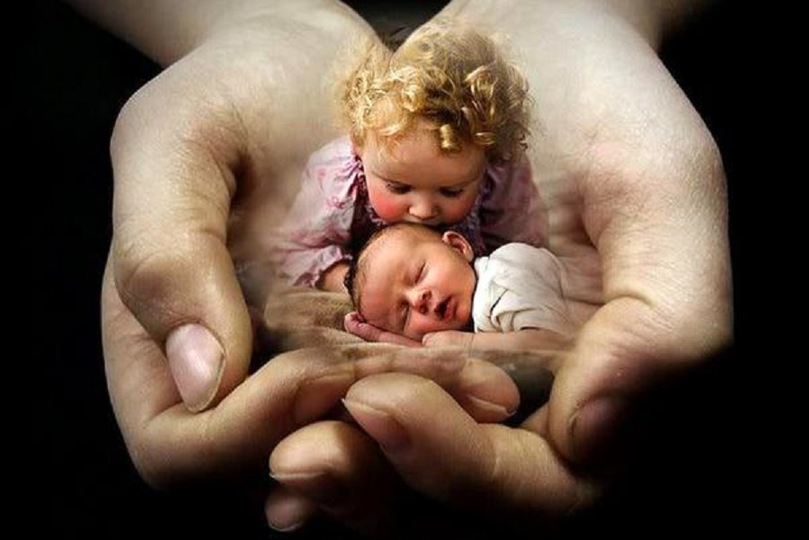 Молитва от сглаза и порчи на ребенке