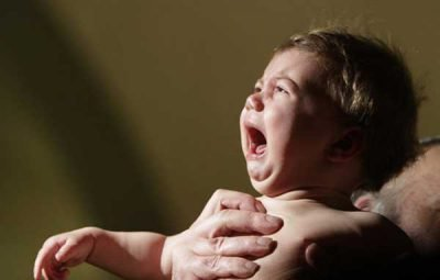 Сглаз у ребенка