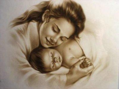 порча материнская