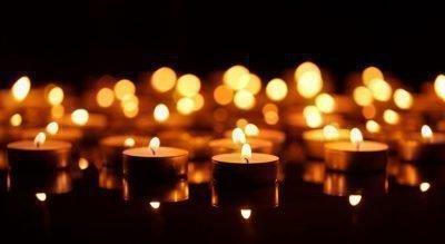 Приворот с свечами