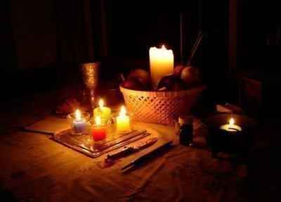 Приготовление к ритуалу