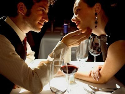 Ритуал с вином