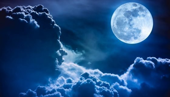Приворот парня на убывающую луну