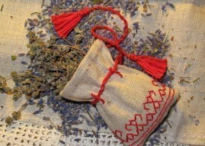 мешочек с травами
