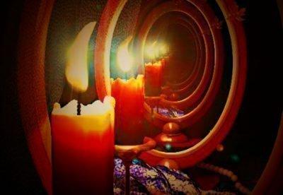зеркальный обряд приворота