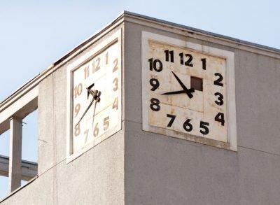 Случайный взгляд на часы