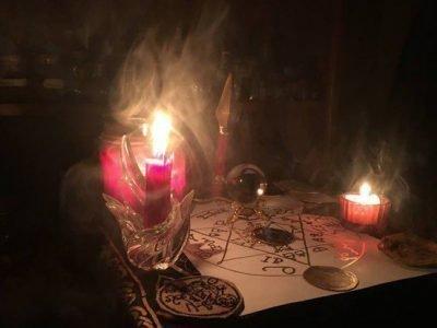 Ритуалы черной магии очень мощные