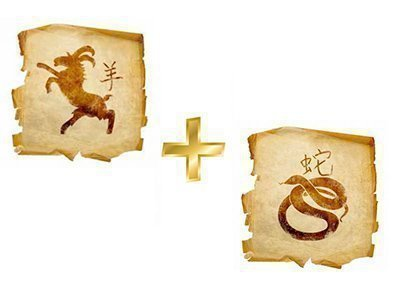Коза и змея