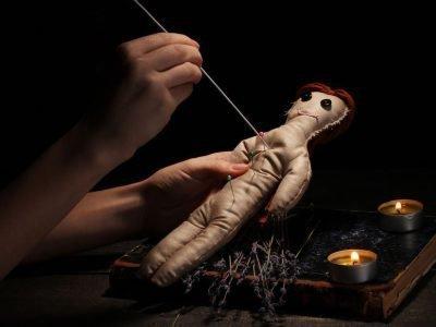 Изготовление магической куклы