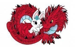 Отношения людей под знаками Кролика и Дракона