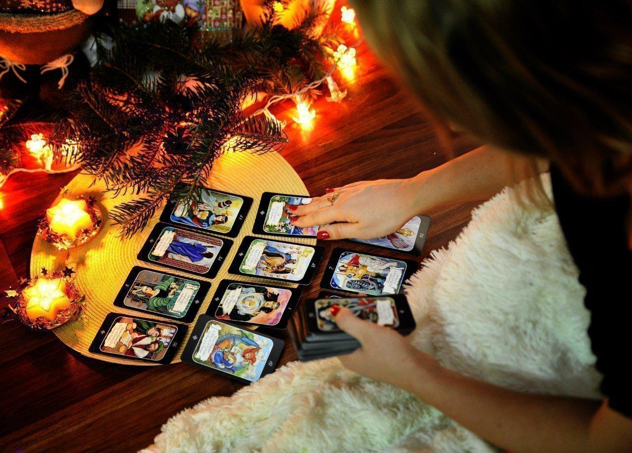 Гадание на Рождество и Святки в домашних условиях