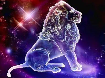 Звездный царь зверей - Лев