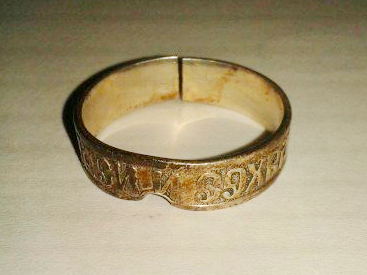 лопнуло кольцо спаси и сохрани