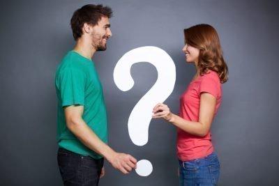 Любовные вопросы