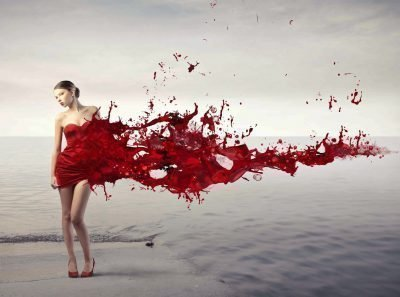 Менструальная кровь