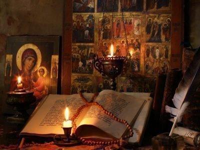 молитва перед акафистом