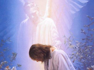 молитвы к ангелу