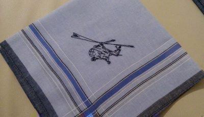 Мужской носовой платок