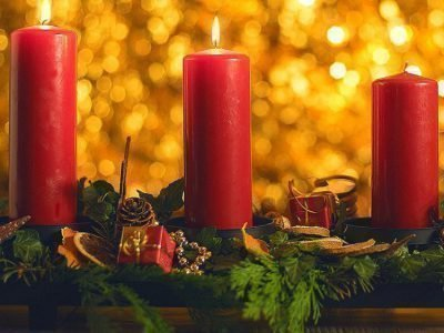 Гадание на три свечи