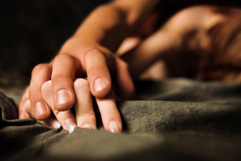 Заговор на интимную близость