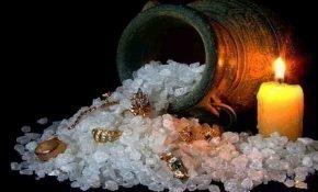 6 сильнейших приворотов с солью