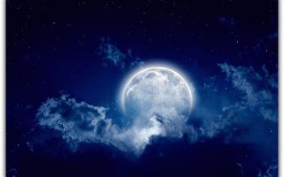 7 сильных приворотов на полную луну