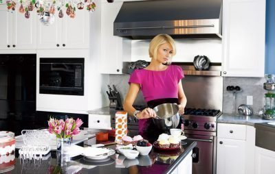 Женщина домохозяйка