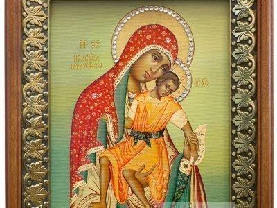 Киикская икона Божьей матери