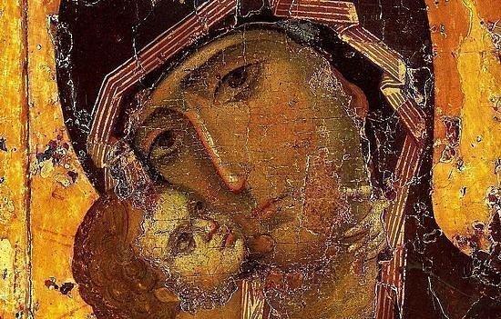 Молитва Богородице Дево радуйся полный текст на русском языке от чего помогает