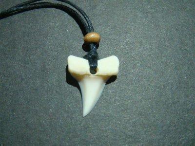 Амулет Зуб акулы