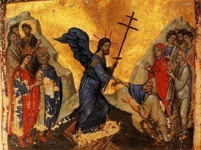 Икона Воскресение Христа