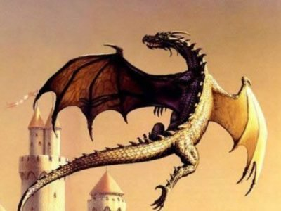 Дракон европейский
