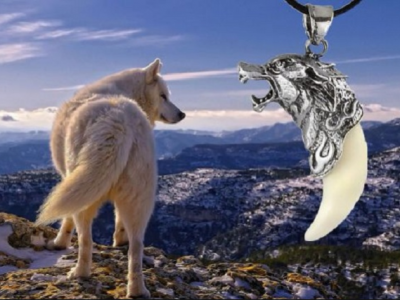 амулет клык волка значение для мужчин