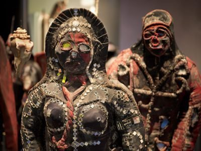 Ритуалы вуду в США
