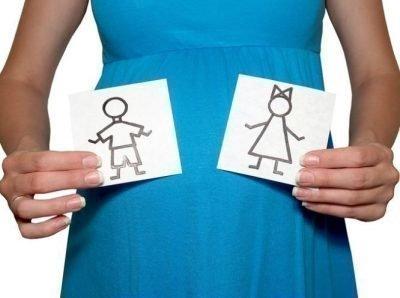 как определить пол ребенка по народным приметам