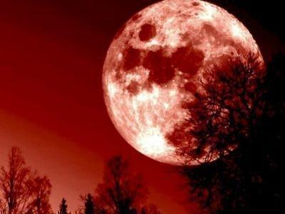 кровавая луна приметы