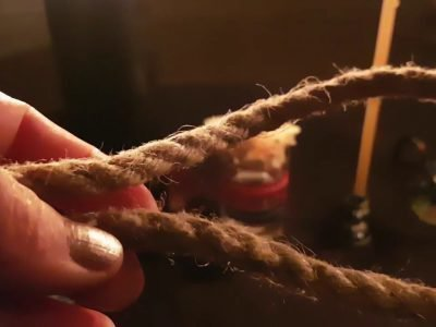 Ритуал с веревкой