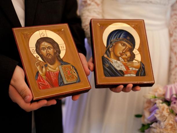 Благословение сына на свадьбу молитва