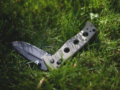 найти нож примета