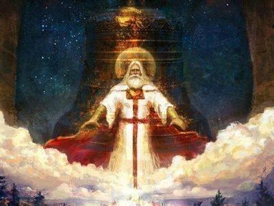 Божество Род