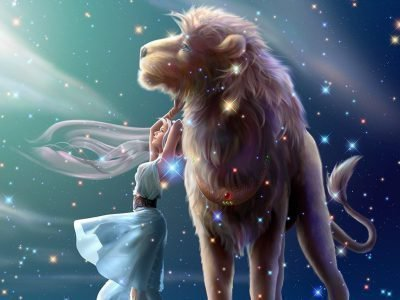 талисман льва
