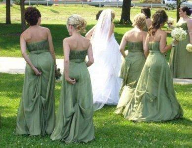 Чешетеся попа на свадьбе - к чему