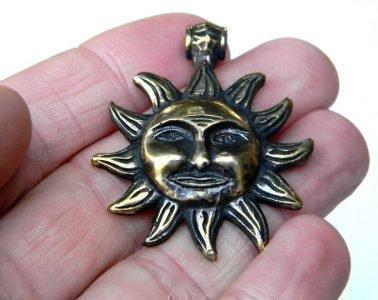 Оберег Солнце