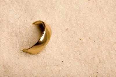 Потеря кольца во сне